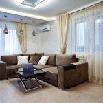 утяжелители для штор в гостиную фото дизайн