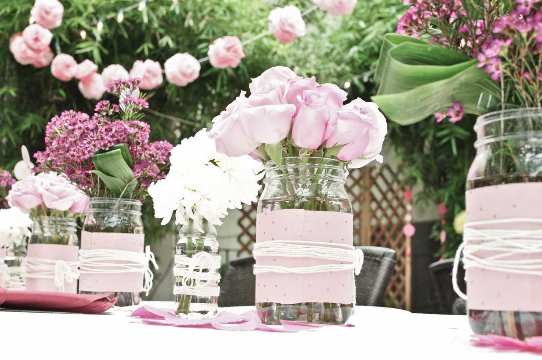 варианты декора ваз