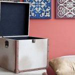 яркое декорирование коробок