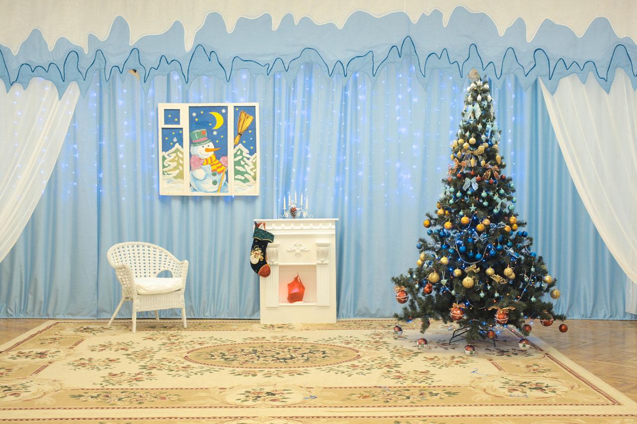 шторы для детского сада декор