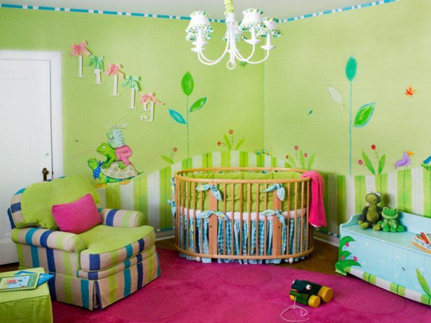 ковер в детскую комнату