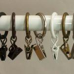 крючки для штор декор