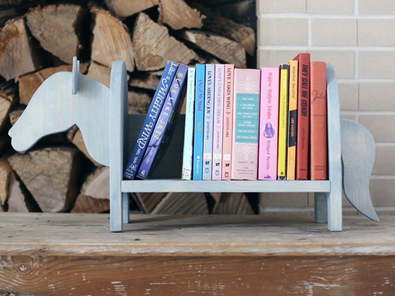 подставка держатель для книг своими руками