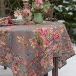 скатерть на стол для кухни фото идеи