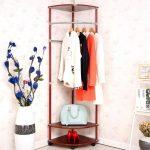 напольная вешалка для одежды идеи декор