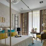 шторы в современном стиле фото интерьера