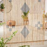 бамбуковые шторы дизайн идеи