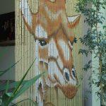 бамбуковые шторы идеи дизайн
