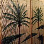 бамбуковые шторы идеи интерьер