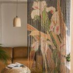 бамбуковые шторы идеи варианты