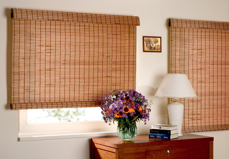 бамбуковые шторы идеи виды