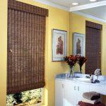 бамбуковые шторы виды