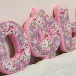 буквы подушки фото варианты