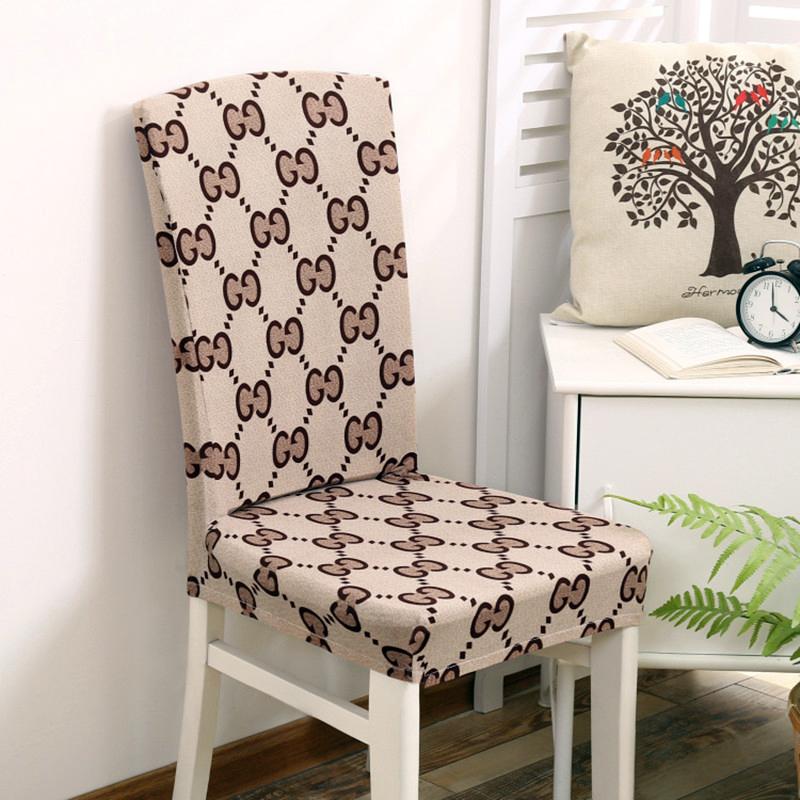 чехлы на стулья со спинкой дизайн фото