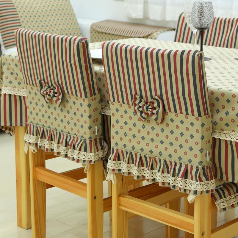 чехлы на стулья со спинкой лен