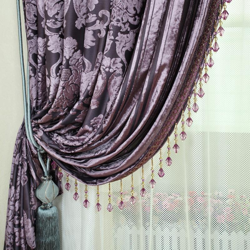декоративные кисти для штор фото декор