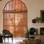 деревянные шторы дизайн идеи