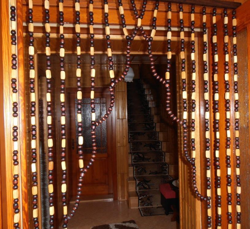 деревянные шторы дизайн