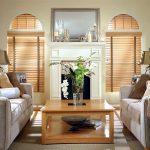 деревянные шторы идеи дизайн
