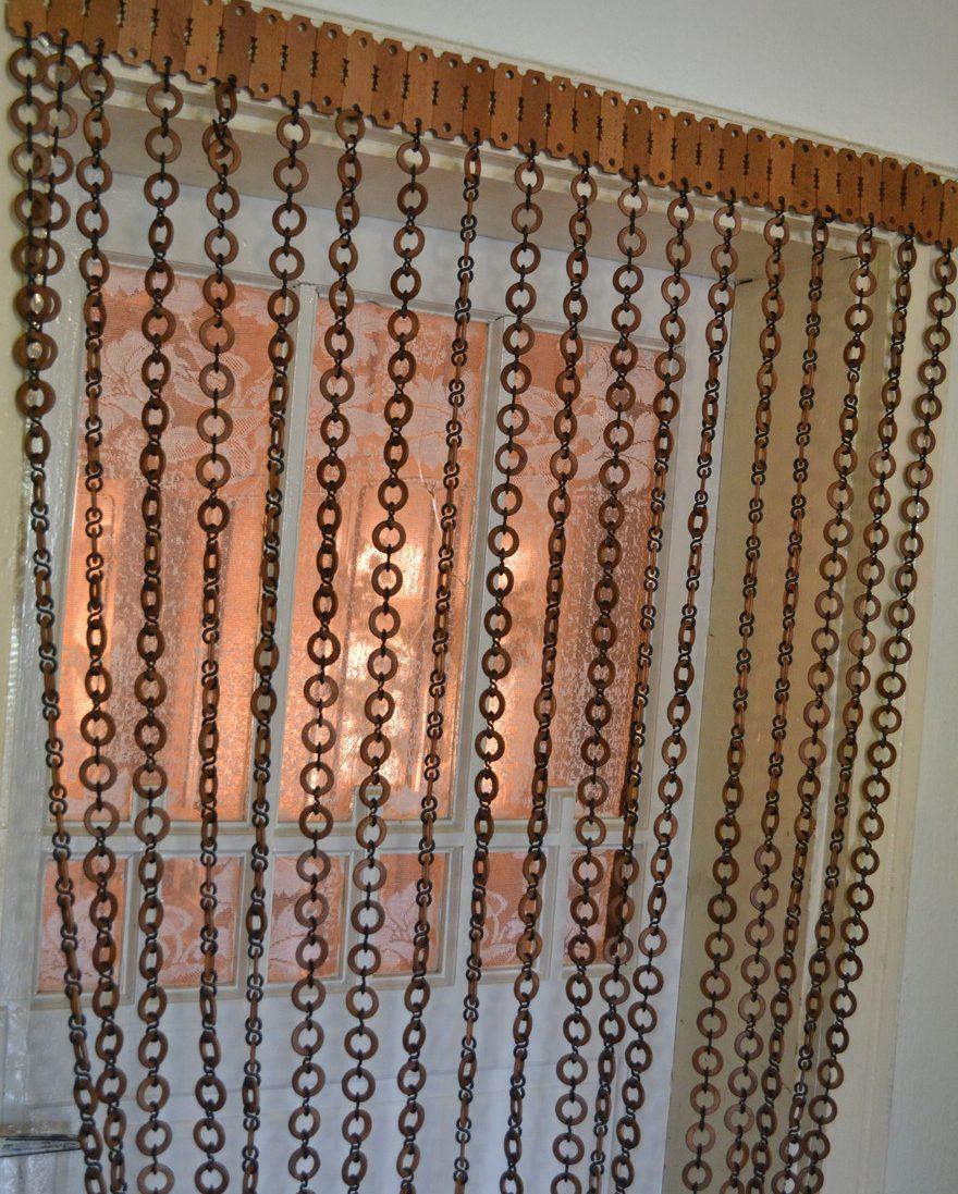 деревянные шторы идеи оформление