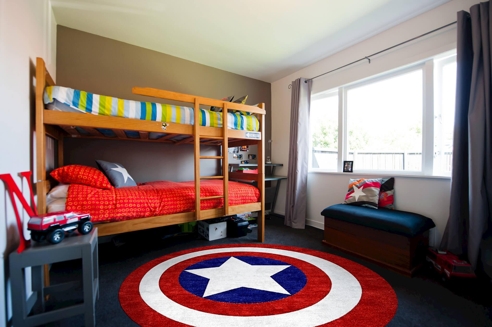детские ковры дизайн идеи