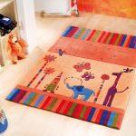 детские ковры идеи фото