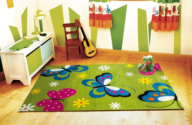 детские ковры идеи интерьер
