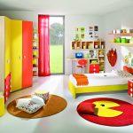 детские ковры интерьер идеи