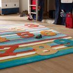 детские ковры варианты