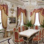 французские шторы варианты фото