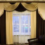 как сшить шторы фото оформления