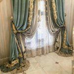 как сшить шторы интерьер