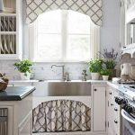 шторы для кухни короткие