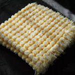 коврик из помпонов фото идеи
