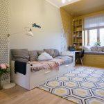 ковры в интерьере оформление фото