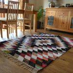 ковры в интерьере оформление идеи