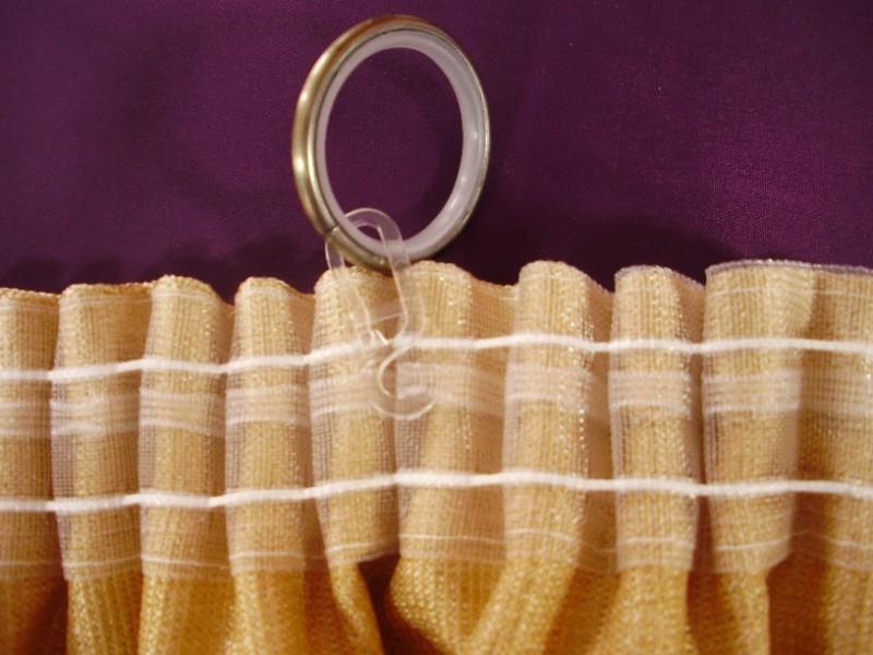 крючки для штор фото оформление