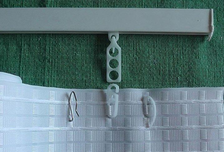 крючки для штор как применять
