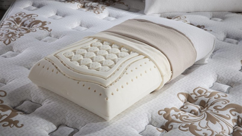 латексные подушки виды идеи
