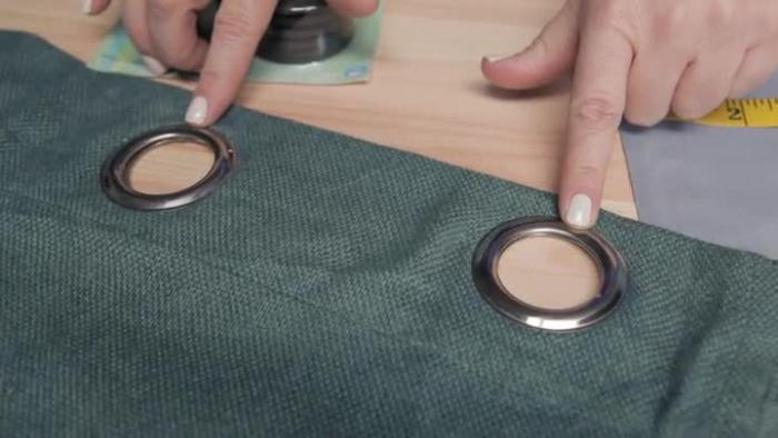 люверсы для ткани