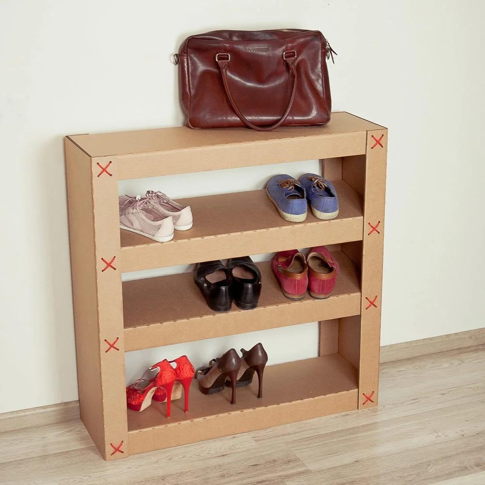 обувная полка фото