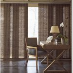 бамбуковые шторы коричневые