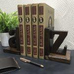 подставка держатель для книг декор фото