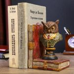 подставка держатель для книг идеи декор