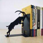 подставка держатель для книг интерьер идеи