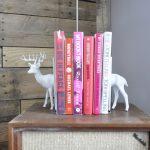 подставка держатель для книг виды декора