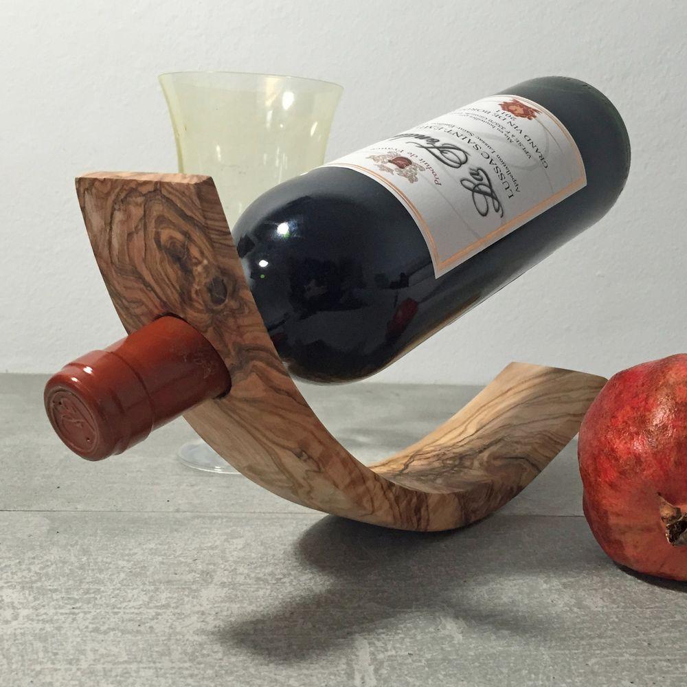подставка для винных бутылок баланс