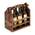 подставка для винных бутылок дизайн фото