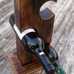 подставка для винных бутылок дизайн идеи
