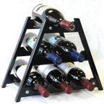 подставка для винных бутылок фото